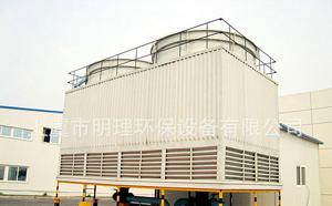 工业玻璃钢冷却塔