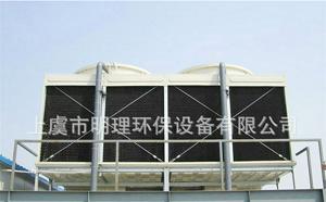方形模块化冷却塔