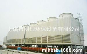 逆流组合型冷却塔