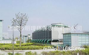 横流组装式冷却塔