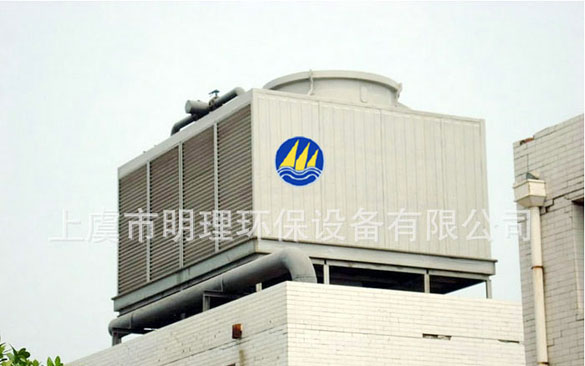 大型玻璃钢冷却塔
