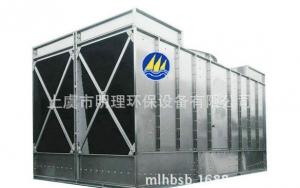 上海横流式开式冷却塔